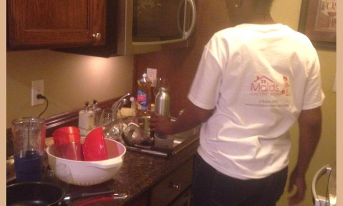 Maids On The Run Ga - Atlanta: Two Hours of Cleaning Services from Maids On The Run GA (45% Off)