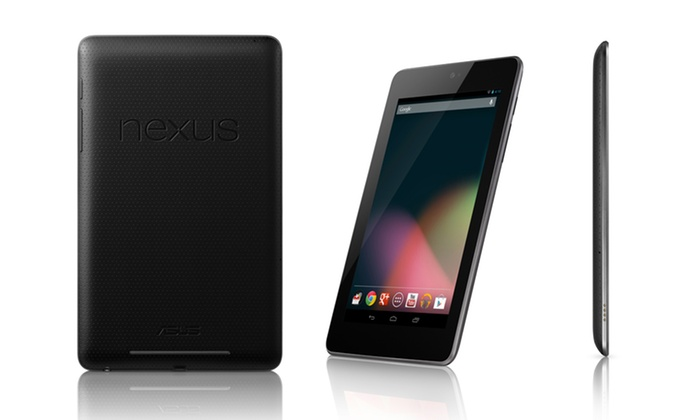 "Google Nexus 7 32GB 7"" Tablet by ASUS WiFi or 4G: Google Nexus 7 32GB 7"" Android Tablet by ASUS with Optional 4G  from $149.99–$189.99. Free Returns."
