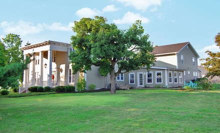 Groupon Deal: 2-Night Stay for 2 w/ Breakfast and Optional Tour, Appetizer, and Farm Experience Class at The Farm, LLC in Danville, KY