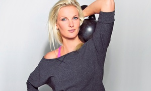 Malina Fitness: 5 Group Fitness Classes  or One Month of Unlimited Group Fitness Classes at Malina Fitness (Up to 80% Off)