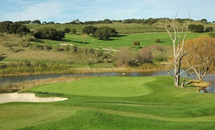 18-Hole Round of Golf with Range Balls for Two or Four at La Purisima Golf Course (Up to 48% Off)