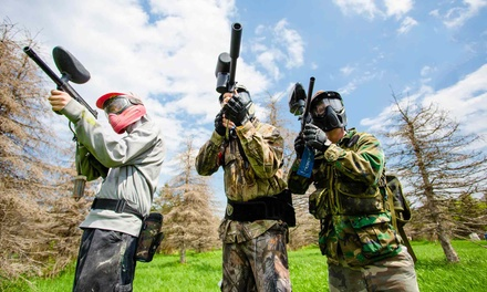 Walk-On Paintball Package and Big Game Admission for One, Two, or Four at MN Pro-Paintball (73% Off)