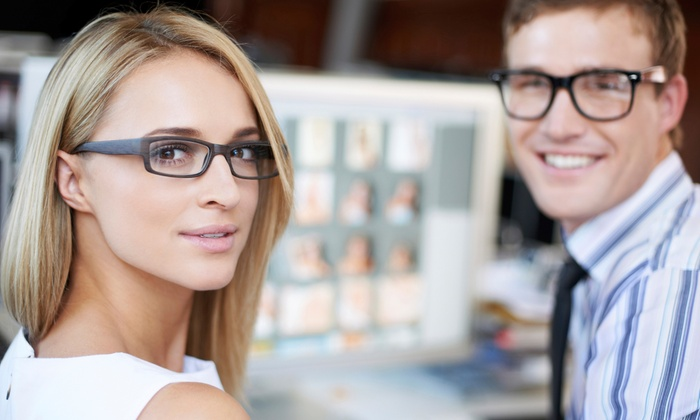 Habacker's Bespoke Eyewear - Plano: $25 for $175 Toward a Complete Pair of Prescription Glasses at Habacker's Bespoke Eyewear in Plano (86% Off)