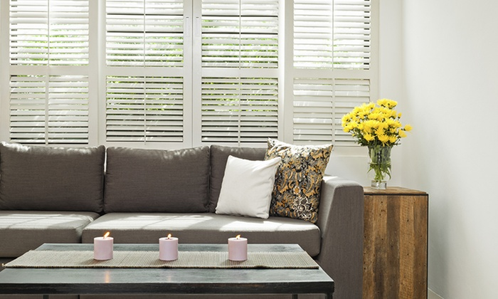 Finish & Furnish - San Antonio: $20 for $100 Towards Custom Window Shutter from Finish & Furnish ($100 Value)
