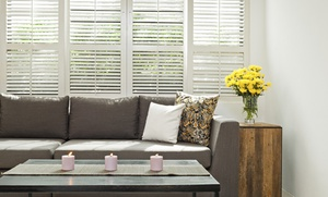 Budget Blinds of Lincolnton: Window Treatments at Budget Blinds of Lincolnton (Up to 67% Off). Three Options Available.