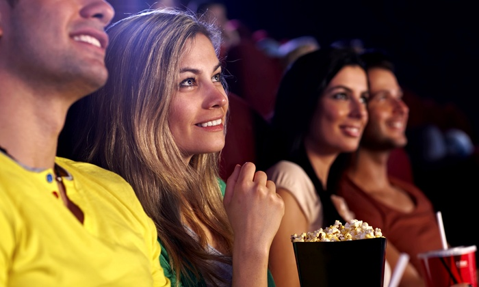 Brewvies Cinema Pub - Downtown Salt Lake City: Movie and Popcorn for Two or Four at Brewvies Cinema Pub (Up to 50% Off)