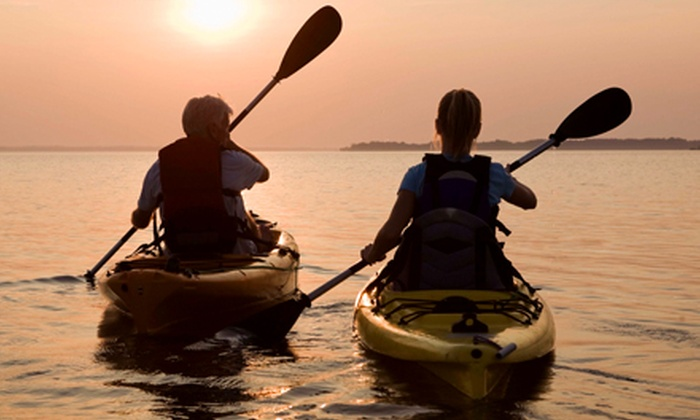 Great Marsh Kayak Tours - West Yarmouth: Guided Kayaking Trip Through Cape Cod for Two or Four from Great Marsh Kayak Tours (50% Off)
