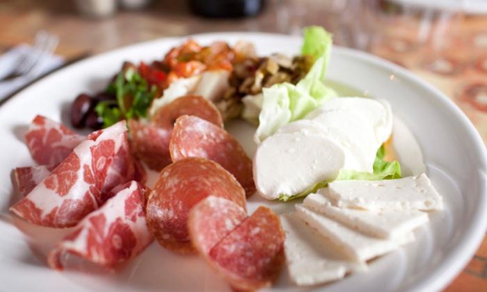 Aldos Pasta Bar - Downtown: C$16 for C$30 Worth of Italian Cuisine at Aldo's Pasta Bar and Italian Ristorante