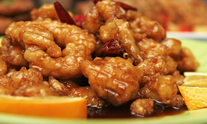 Great Wall of China South - McAlpine: Chinese Food for Lunch or Dinner at Great Wall of China South (50% Off)