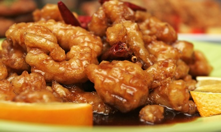 Chinese Food for Lunch or Dinner at Great Wall of China South (50% Off)