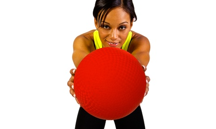 Eight-Week Dodge-Ball League or 20 Adult Open-Gym Sessions at The 422 Sportsplex (51% Off)