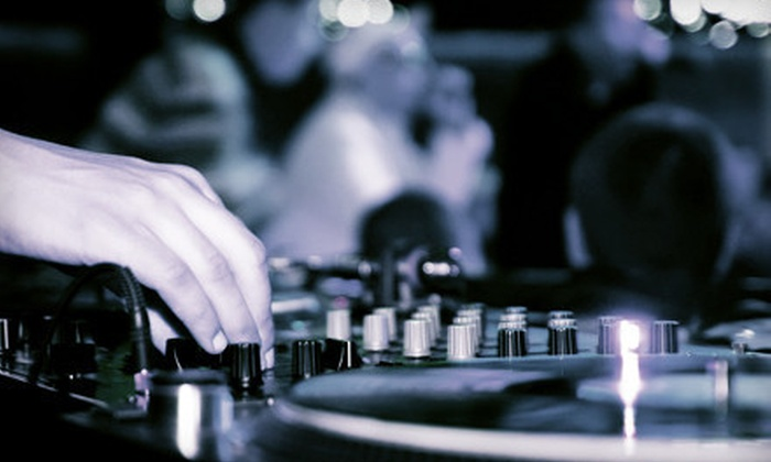 DJ Jam Master C of Mix Masters - Chicago: $349 for Six Hours of On-Location DJ Services with Party Lights from DJ Jam Master C of Mix Masters (Up to $800 Value)