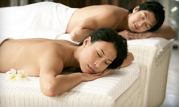 Le Petit Maui Spa - Brickell: 50-Minute Massage or a 60-Minute Couples Massage at Le Petit Maui Spa (Up to 53% Off)