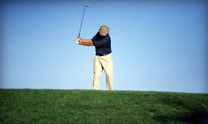 PGAC - Multiple Locations: 2013 Golf-Discount Membership Card for Two People with Senior Option from PGAC (Up to 63% Off)