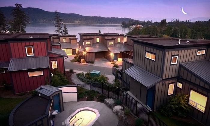 Sooke Harbour Resort & Marina - Sooke: Three- or Seven-Night Stay for Six at Sooke Harbour Resort & Marina in Greater Victoria, BC