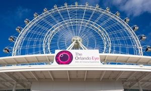 The Orlando Eye: Flight for One Adult or Child on The Orlando Eye (Up to 40% Off)