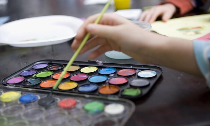 A Work of Heart - Willow Glen: Art Summer Camp for Kids at A Work of Heart (Up to 38% Off)