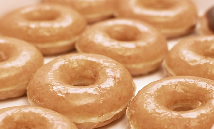 $8 for Two Groupons, Each Good for $8 Worth of Donuts at Amazing Glaze Donut Company ($16 Value)