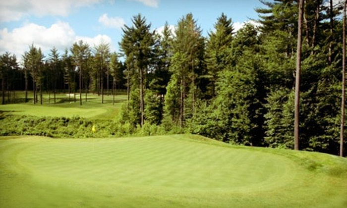 Quail Ridge Country Club - Acton: $39 for an 18-Hole Round of Golf with Cart Rental at Quail Ridge Country Club (Up to $69 Value)
