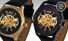Croton Imperial Men's Skeleton Watches: Croton Imperial Men's Skeleton Watches. Assorted Colors. Free Returns.