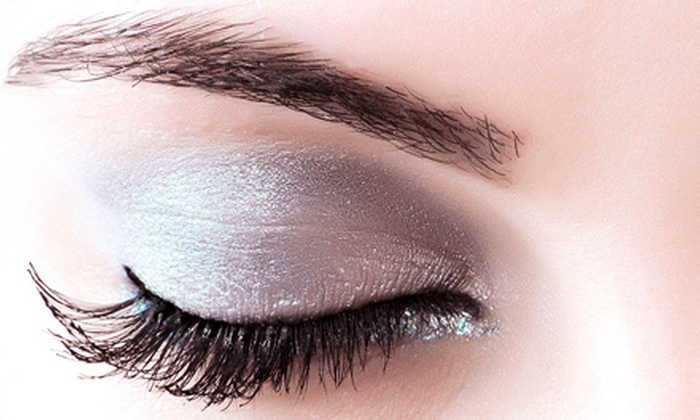 thread - Multiple Locations: Eyebrow Threading, Braziliain Wax, or Both at thread (Up to 53% Off)