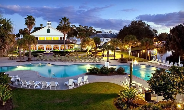 null - Savannah / Hilton Head: Stay at Plantation on Crystal River in Crystal River, FL