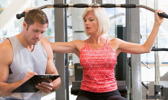 P/MAX Personal Training - Hilltown: 6 or 10 Personal-Training Sessions at P/Max Personal Training (Up to 59% Off)