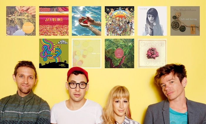Soundsupply: $15 for One Digital Music Bundle of 10 Albums Curated by FUN. from Soundsupply