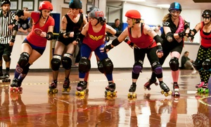 Mid Atlantic Roller Derby: 12 Weeks of Fitness and Conditioning Classes at Mid Atlantic Roller Derby (72% Off)