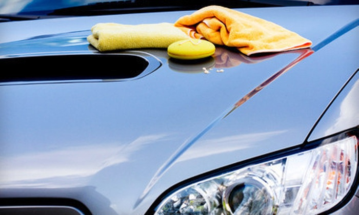 Plymouth VIP Carwash & Auto Service - Mission Farms: Five Single Suds or Ultimate Car Washes at Plymouth VIP Carwash & Auto Service (Up to 53% Off)