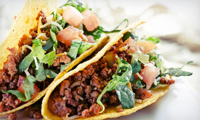 Eric's San Jose Mexican Restaurant - Southeastern Columbia: Mexican Meal for Four or $12 for $25 Worth of Mexican Food at Eric's San Jose Mexican Restaurant