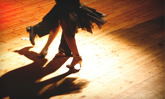 Eastern Market Tango - Penn Quarter,Downtown East,Judiciary Square: Saturday Night Tango Lessons and Party for One or Two at Eastern Market Tango (Up to 57% Off)