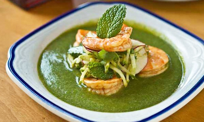 Limon - City Park West: $24 for $40 worth of Latin American Cuisine at Limón
