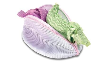 2-Pack of Mesh Bra Wash Bags