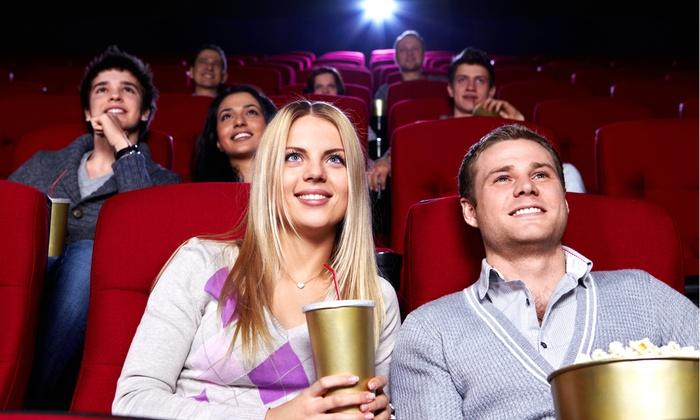 Rainbow Saskatoon Cinema - Rainbow Cinema The Centre Mall: Movie Package for Two at Rainbow Saskatoon Cinema (Up toC$16  Value).