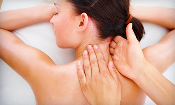 Back in Line Chiropractic - Schaumburg: One or Three 60-Minute Massages at Back in Line Chiropractic in Schaumburg (Up to 63% Off)
