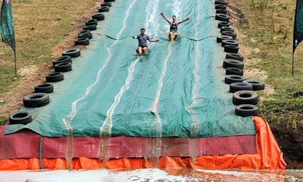 Entry for Two or Four to MudCraft on June 28, 2014 (Up to 53% Off)