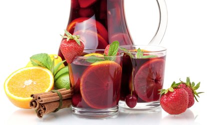 image for Sangria-Making Challenge for One, Two, or Four at <strong>Bar</strong> Academy 101 (Up to 51% Off)