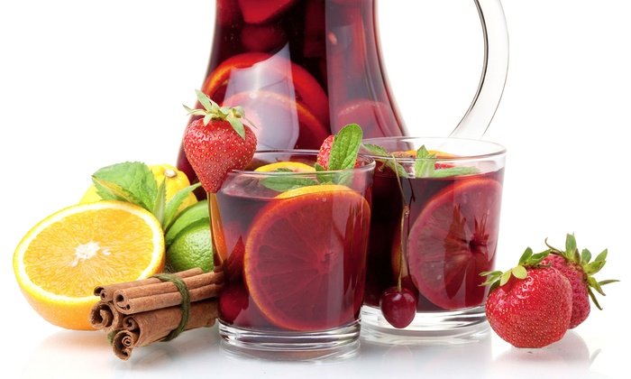 BAR Academy 101 - Montclair: Sangria-Making Challenge for One, Two, or Four at Bar Academy 101 (Up to 51% Off)