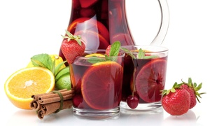 BAR Academy 101: Sangria-Making Challenge for One, Two, or Four at Bar Academy 101 (Up to 51% Off)
