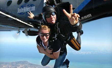 Skydive Midwest - Skydive Midwest in Sturtevant