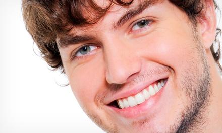 Limpieza dental con fluorización, diagnóstico, radiografía y revisión por 12 € junto a Atocha
