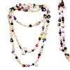60-In. Multicolor Freshwater Pearl Necklace