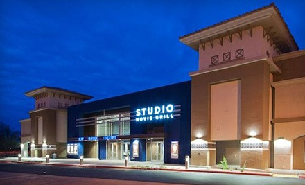 Studio Movie Grill Website (9 tickets or less): Tickets purchased on lasourisglobe-trotteuse.tk can be exchanged or refunded up to 1 hour prior to the show time. You can refund you order by clicking here. Please ensure that your email address and card used for the order is an exact match.