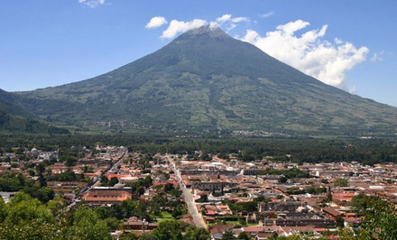 groupon daily deal - 5-Day Tour of Guatemala with Airfare From Gate 1 Travel. Price/Person Based on Double Occupancy.