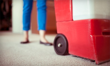 Steam Carpet Cleaning Services for Up to 300, 400, or 500 Square Feet from First Priority Restoration (Up to 76% Off)