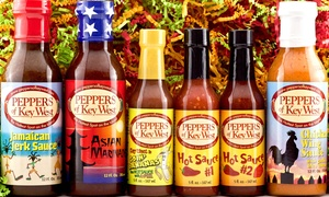 Peppers of Key West: $18 for $25 Towards Hot Sauce at Peppers of Key West