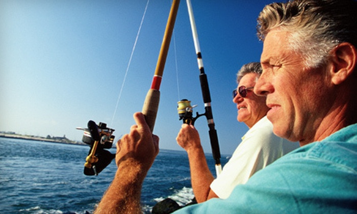 Starlight Fleet - Wildwood Crest: Four-Hour Fishing Trip for One, Two, or Four from Starlight Fleet in Wildwood Crest (Up to 52% Off)