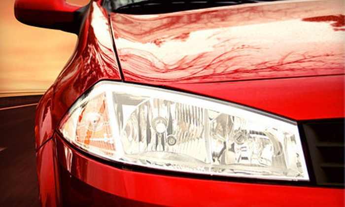 Midway Car Wash & Detail - Carrollton: One, Three, or Five Gold Works Car Washes at Midway Car Wash & Detail (Up to 61% Off)