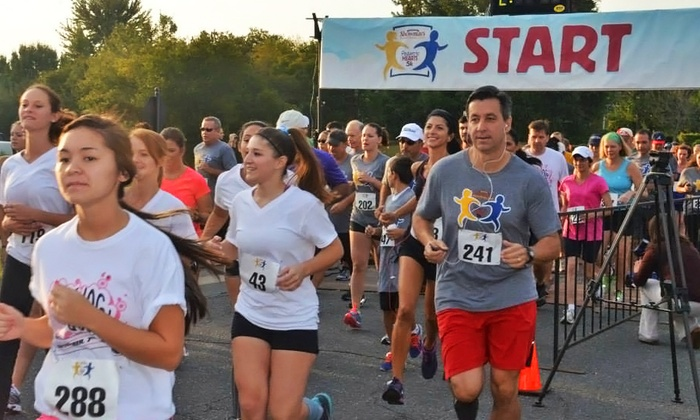 Showmars Pediatric Hearts 5k - Showmars Park Cedar: Entry for One or Two in Showmars Pediatric Hearts 5K (Up to 42% Off)